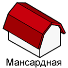 Мансардная